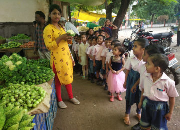 Kids_Vegitable_market